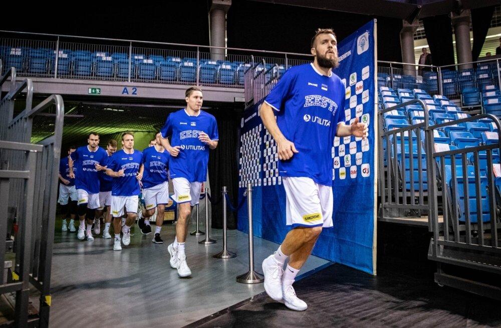 Eesti korvpallikoondise MM-valikmäng