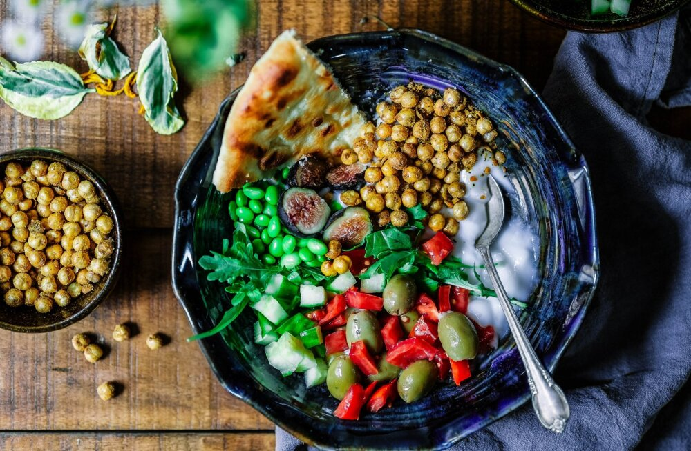 Sa oled see, mida sa sööd! Nende idamaiste tavade ja nippide abil on sul võimalik hoida toitudes tervislikku joont