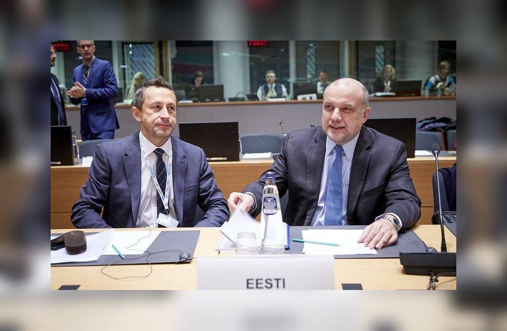 Euroopa Liidu kaitseministrite kohtumisel keskenduti transatlantilisile koostööle