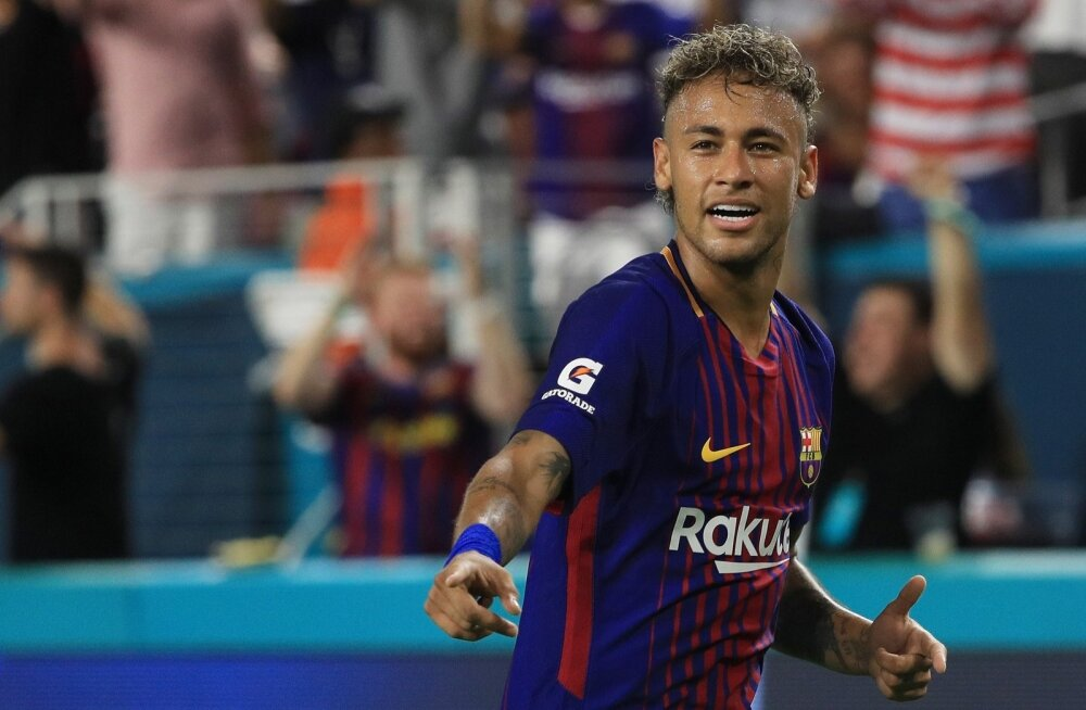 Kas peagi näebki Neymari taas Barcelona särgis.