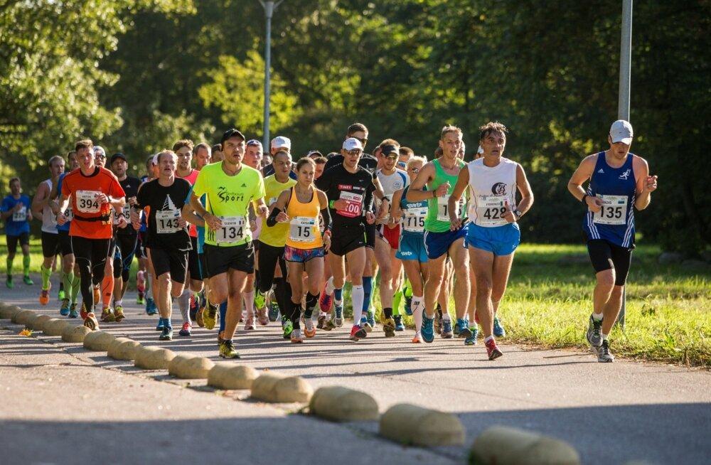 SEB Tallinna Maraton 2014.