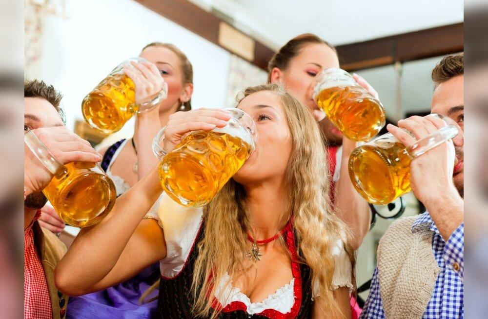 """""""Suvel võib!"""" uurib, kui lihtsalt saavad alaealised õlle kätte"""