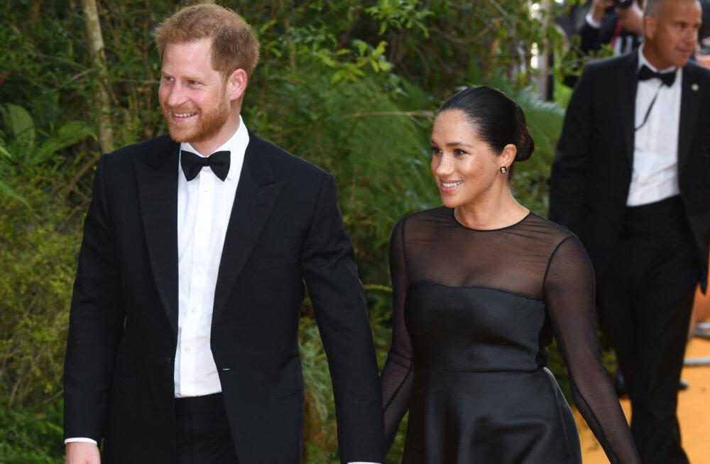 Jälle ei sobi! Prints Harry ja Meghan Markle ajasid fännid marru oma isikupäratu õnnesooviga väikesele printsile