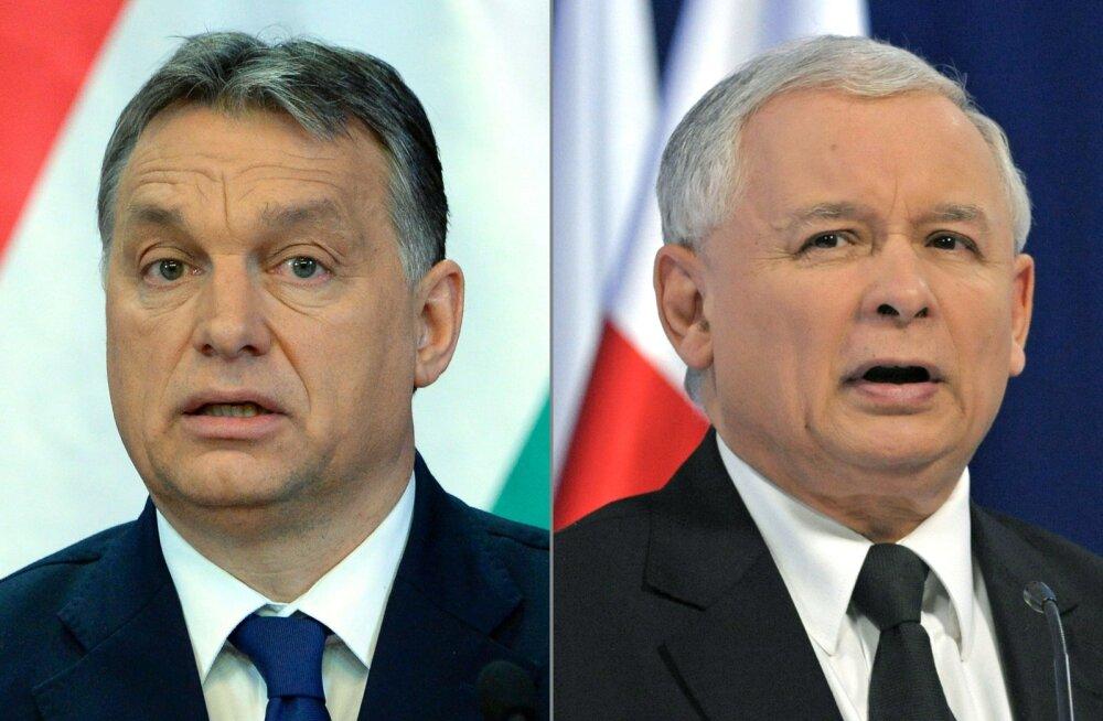 Ungari ja Poola vetostasid Euroopa Liidu 750 miljardi euro suuruse koroonapandeemia taastepaketi