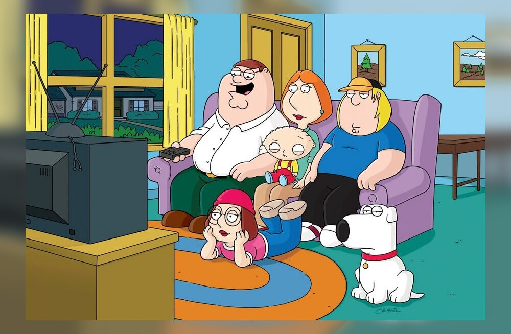 """""""Perepea"""" (""""Family Guy"""")"""