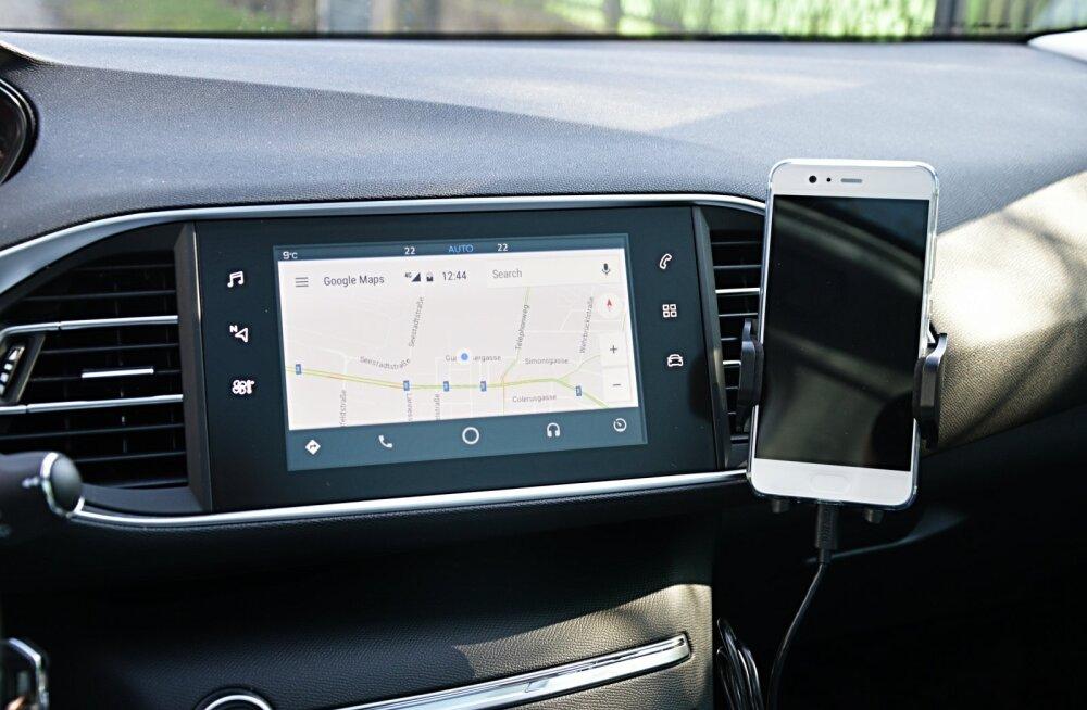 Renault sõidukid saavad Androidil põhineva meelelahutussüsteemi
