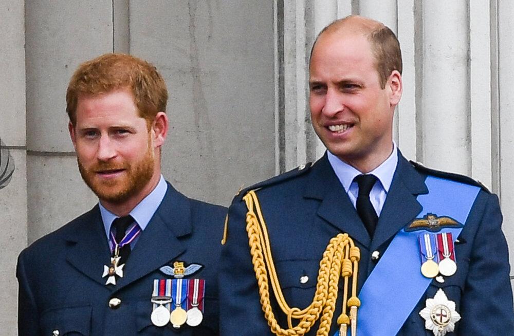 Printsid Harry ja William soojendavad suhteid õega: vennad avaldavad sellega austust lahkunud emale
