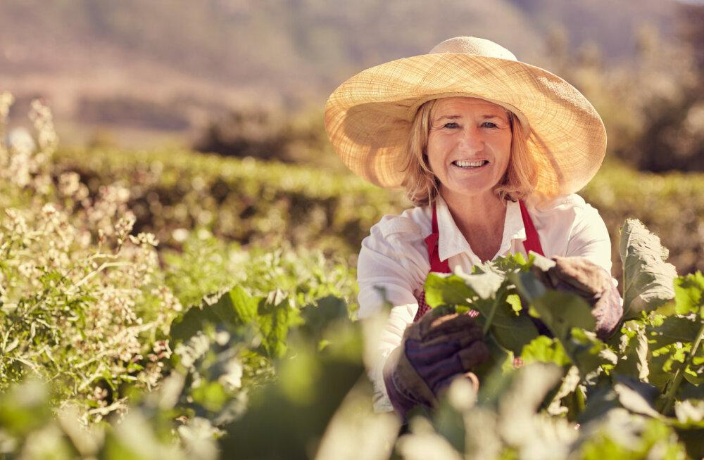 Alusta kohe kevadiste aiatöödega! Nii vähendad märkimisväärselt rinnavähki haigestumise riski
