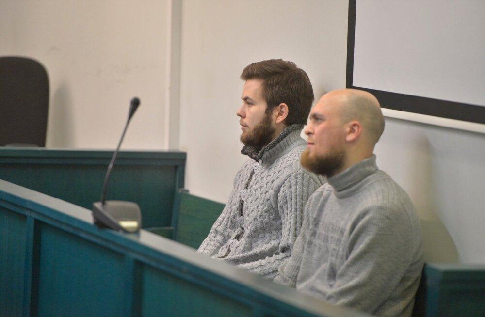 Riigikohus jättis terrorismi toetanud meeste süüdimõistmise jõusse