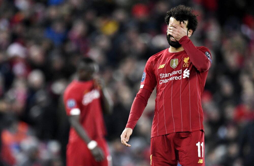 BLOGI | Meistrite liiga kaheksandikfinaalid: tiitlikaitsjat Liverpooli tabas krahh, PSG lükkas Borussia auti