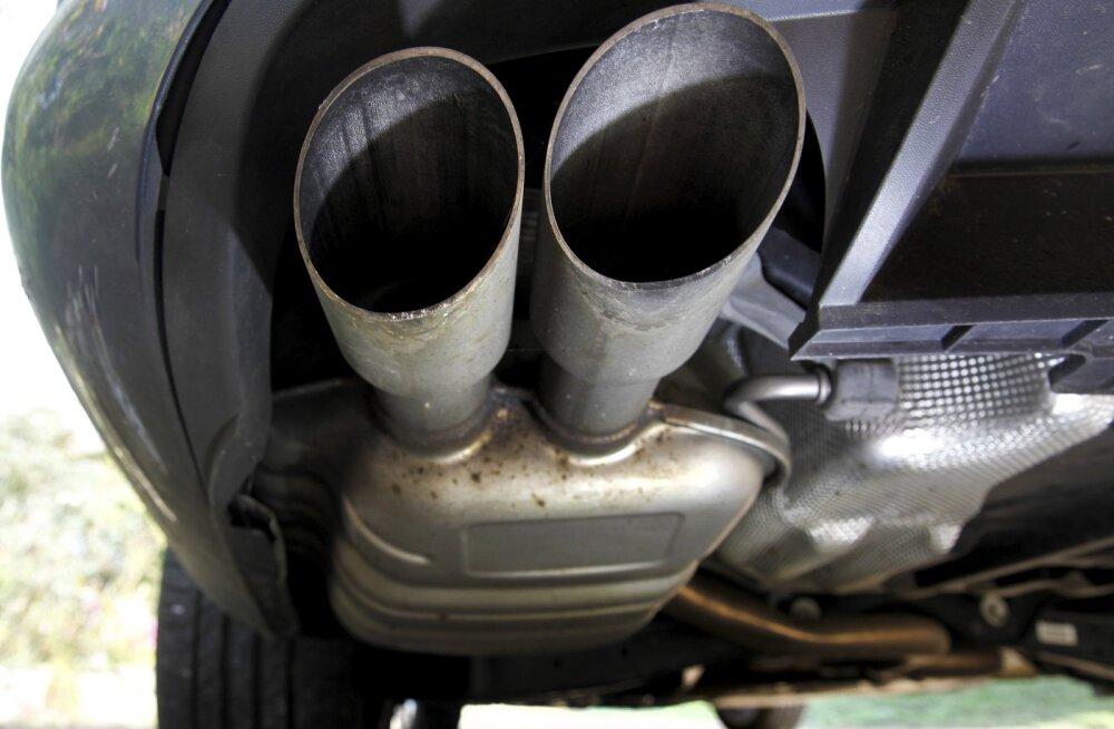 Kütusekulu ja saaste: Volkswageni autod pole ainsad patused