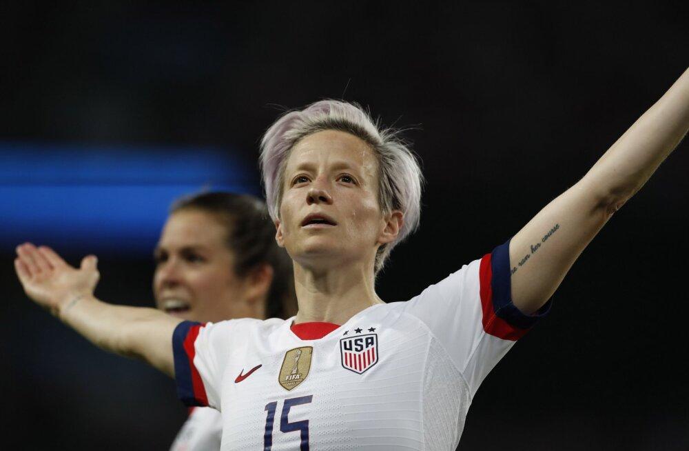 USA koondise sangar: MM-tiitlit on võimatu ilma geideta võita