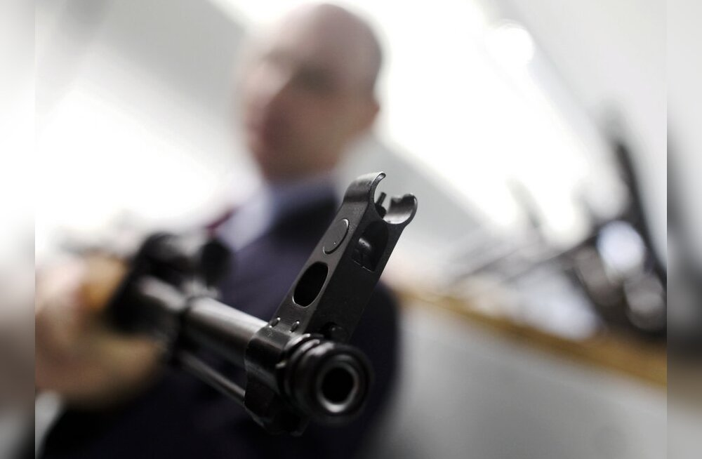 8897637342b Eestist võib seaduslikult osta arsenali korralikuks tapatalguks - DELFI