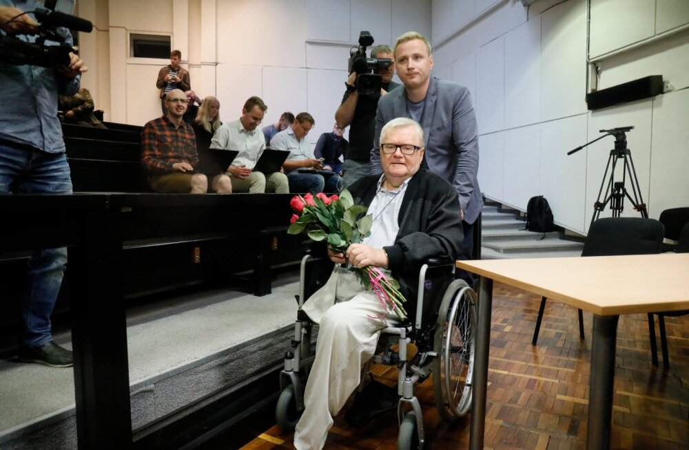Edgar Savisaare kohtuprotsess 12.06.2017