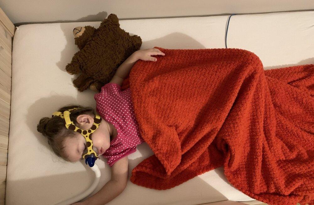 6ef3c00669f Laps, kes unustab magades hingamise - Pere ja kodu