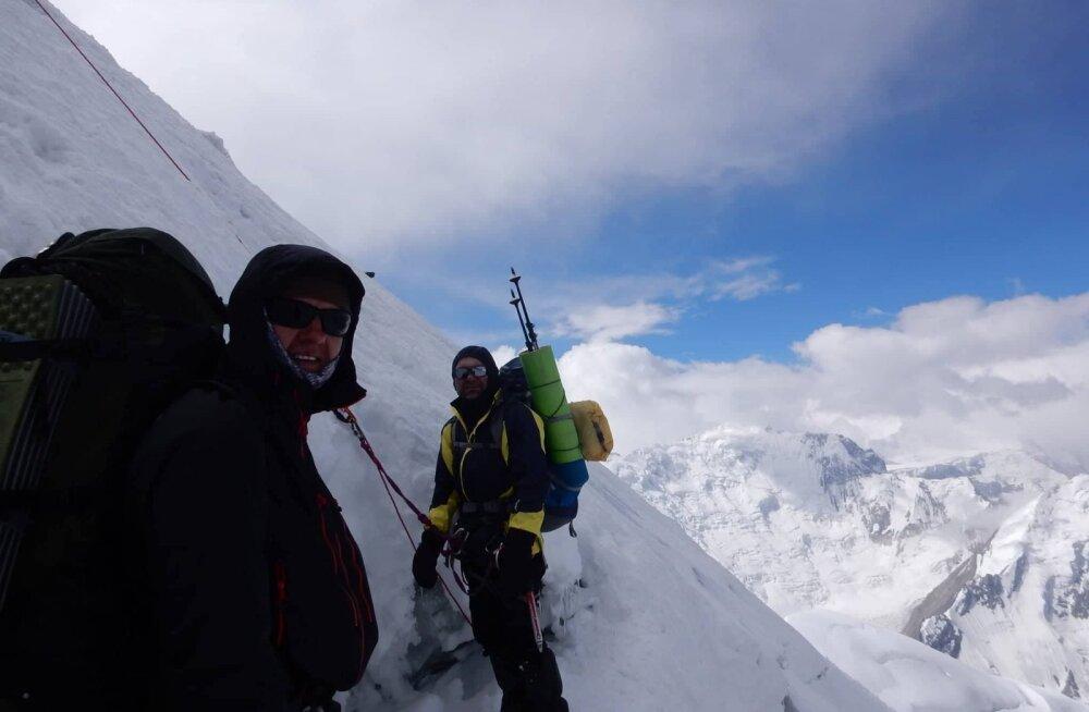 GALERII | Alpinistid vallutasid Korženevskaja mäetipu
