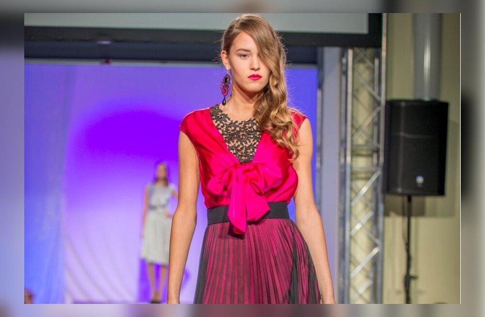 Tallinn Fashion Week: Diana Denissova kleidid pakuvad vaid puhast silmailu!