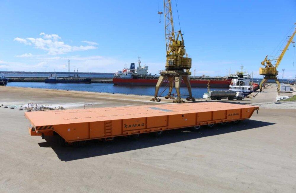 BLRT ostis suure kandevõimega eriveoki