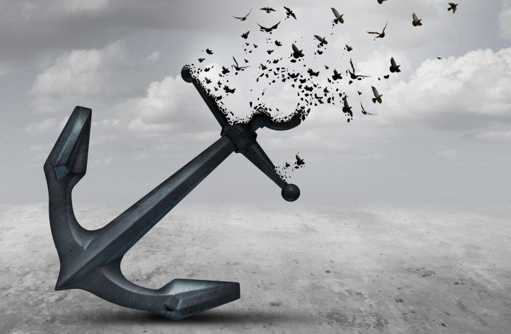 Anthony Robbins: kuus tõhusat sammu oma käitumismustri muutmiseks