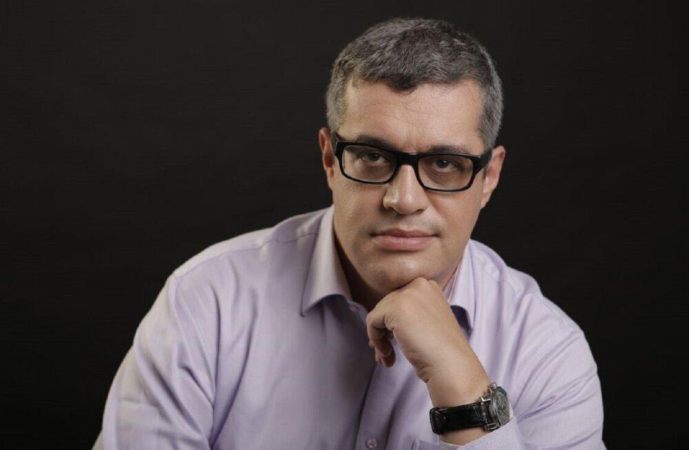 Максим Поташёв открывает авторский проект в Таллинне
