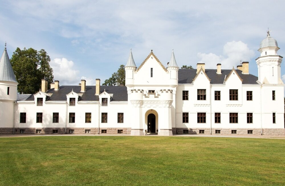 Stackenbergide suguvõsa Alatskivi lossis