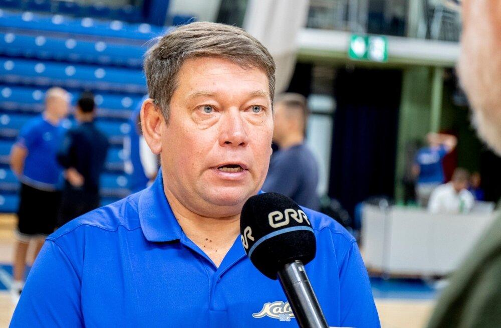 Kalev/Cramo president Toomas Linamäe ei salga, et eelmise hooaja edu on võistkonnal raske korrata.