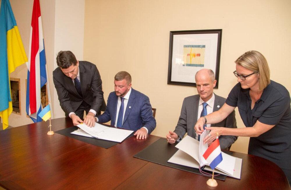 Viis aastat MH17 allatulistamisest: tähtis kokkulepe Hollandi ja Ukraina vahel sõlmiti omal ajal Tallinnas
