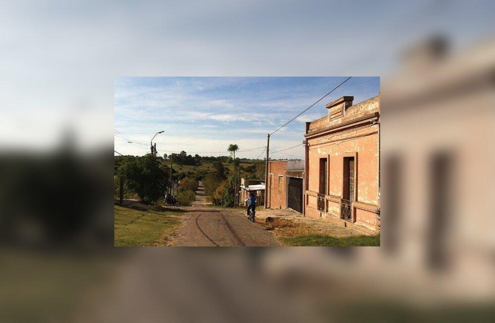 Vahetusõpilasena Uruguays: Vahetus-aasta algas kottpimedas, ihuüksi ja ilma telefonita