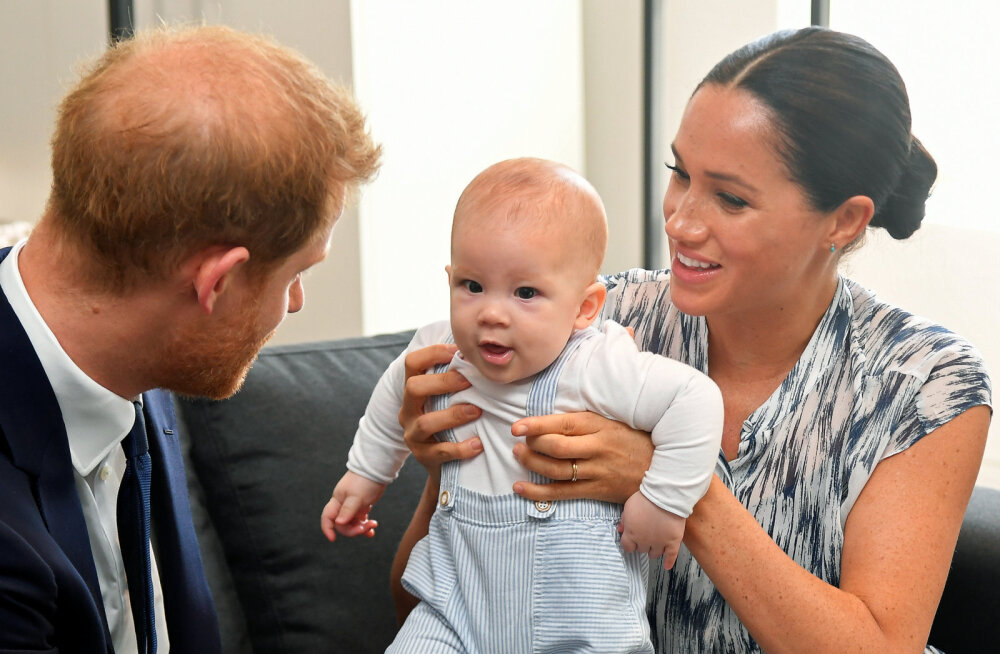 Meghan Markle kardab, et väiksel Archie'l võib suhtlemisoskusest vajaka jääda: kuulsana on raske teiste emadega tutvuda