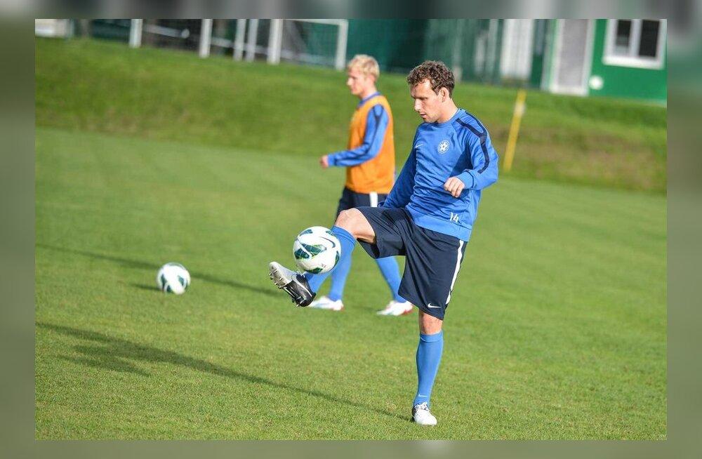Konstantin Vassiljev ja Amkar võitsid Venemaa tippklubi