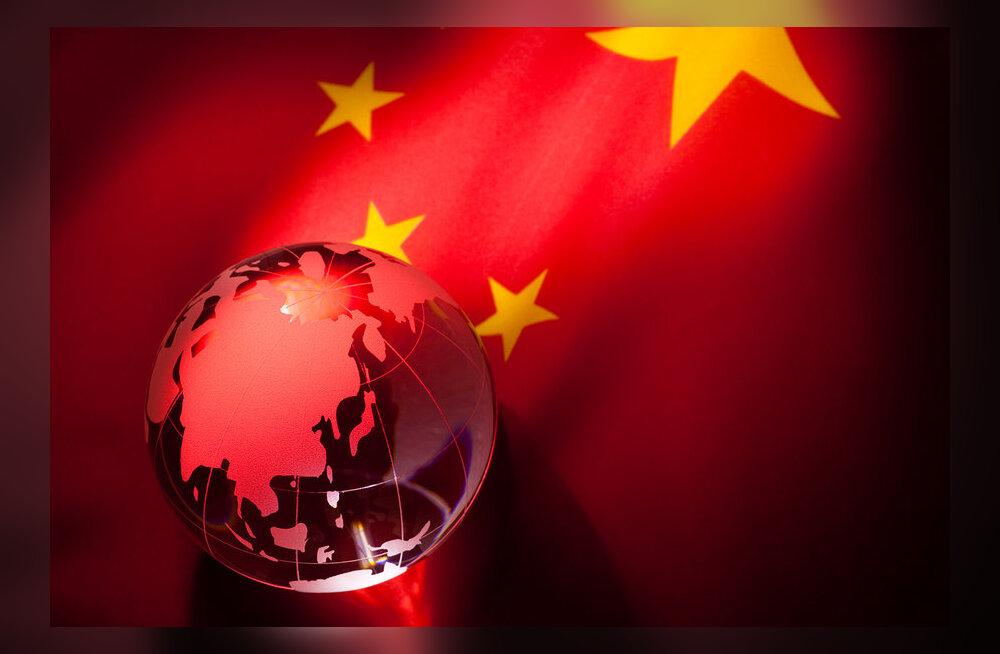 Uus maailmakord ehk kümme vaala, kellel seisab Hiina globaalne võim