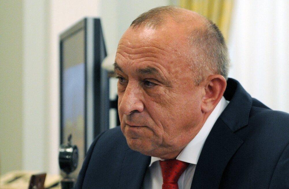 Vene õiguskaitseorganid vahistasid Udmurtia vabariigi juhi