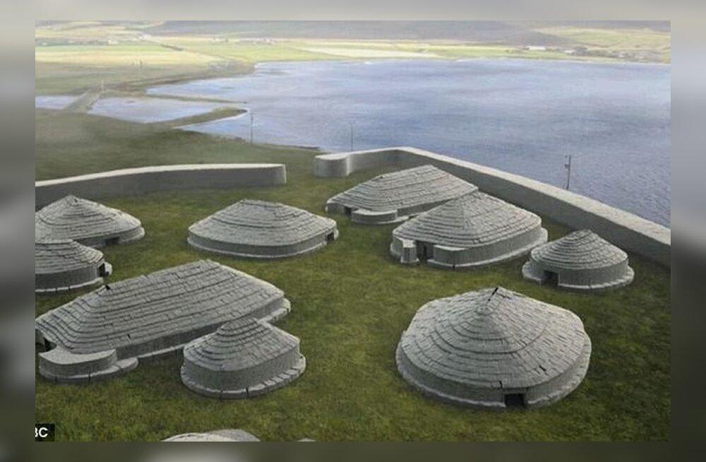 Šotimaalt leitud muinastempel ähvardab Stonehenge'i varjutada
