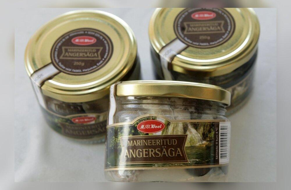 Лучшим продуктом питания в Эстонии стал маринованный африканский сом
