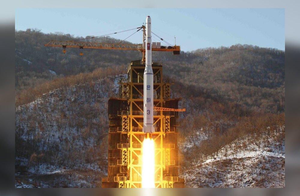Põhja-Korea rakett