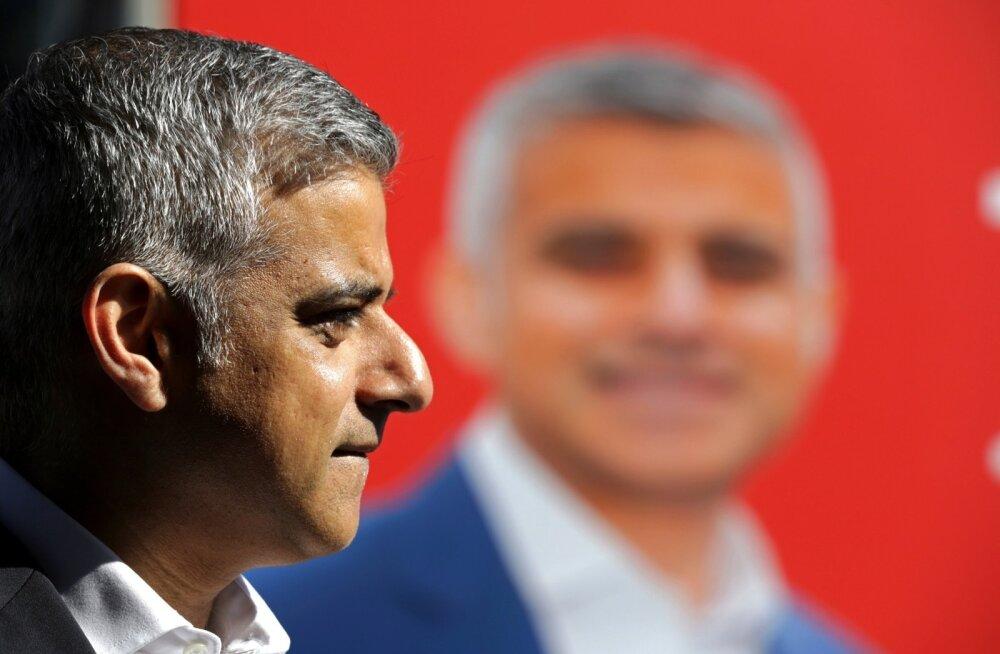 Yes we Khan! Kes on Londoni esimene moslemist linnapea?