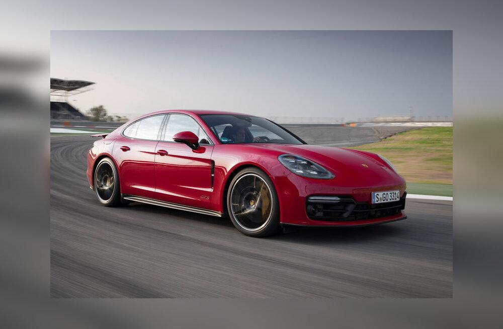 PROOVISÕIT | Lepime ära, ehk Porsche Panamera GTS