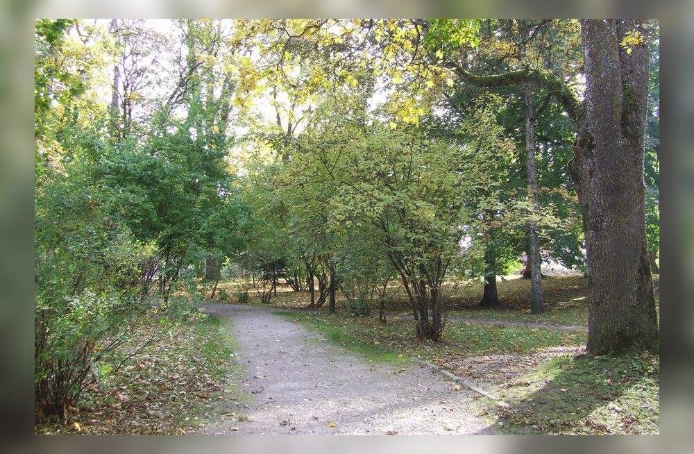 Kuressaare Lossipark saab rekonstrueerimisprojekti
