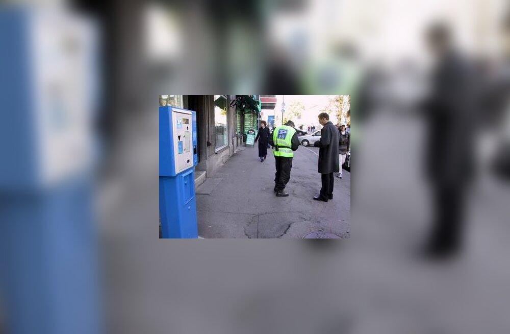 Parkimisautomaat