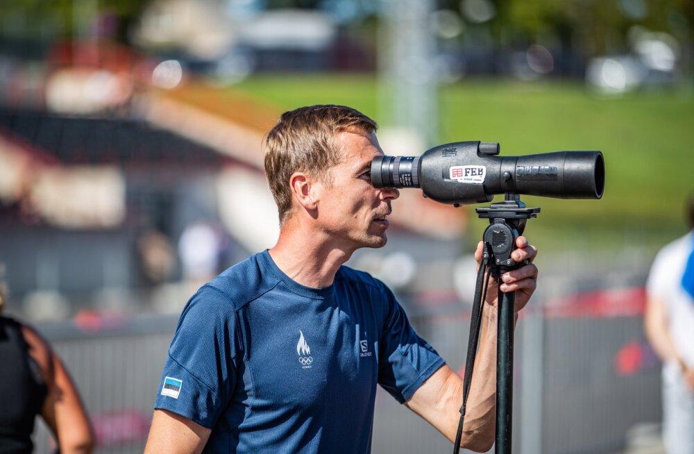Eesti laskesuusakoondise peatreener Indrek Tobreluts saab keskenduda jõusaalitreeningute tegemise asemel erialasele tööle.