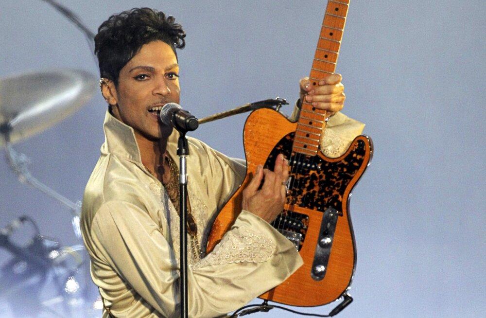 SEDA SA EI TEADNUD! 20 veidrat fakti Prince'ist