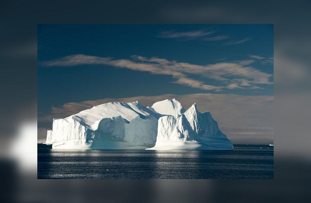 Со дна моря в Арктике доносится таинственный гул
