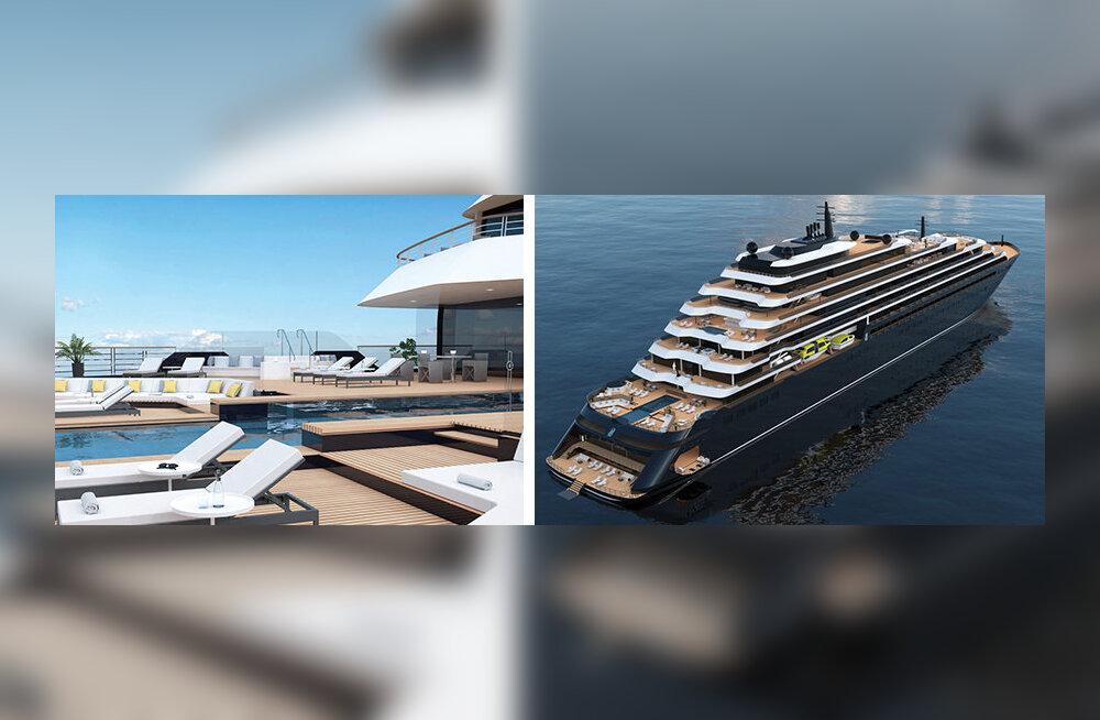 Дорогая романтика: роскошный отдых на люксовых круизных яхтах