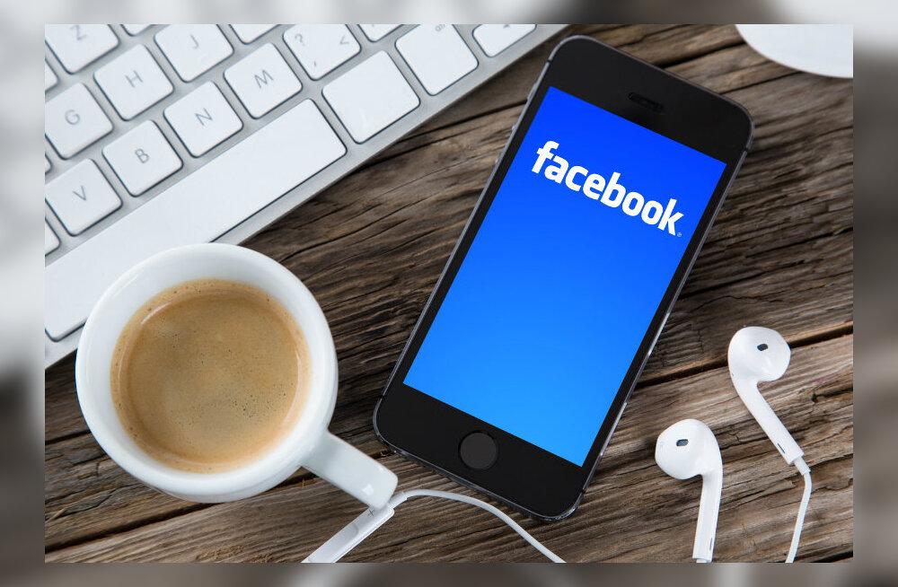 Kas facebook on nagu kokaiin, kanep või alkohol?