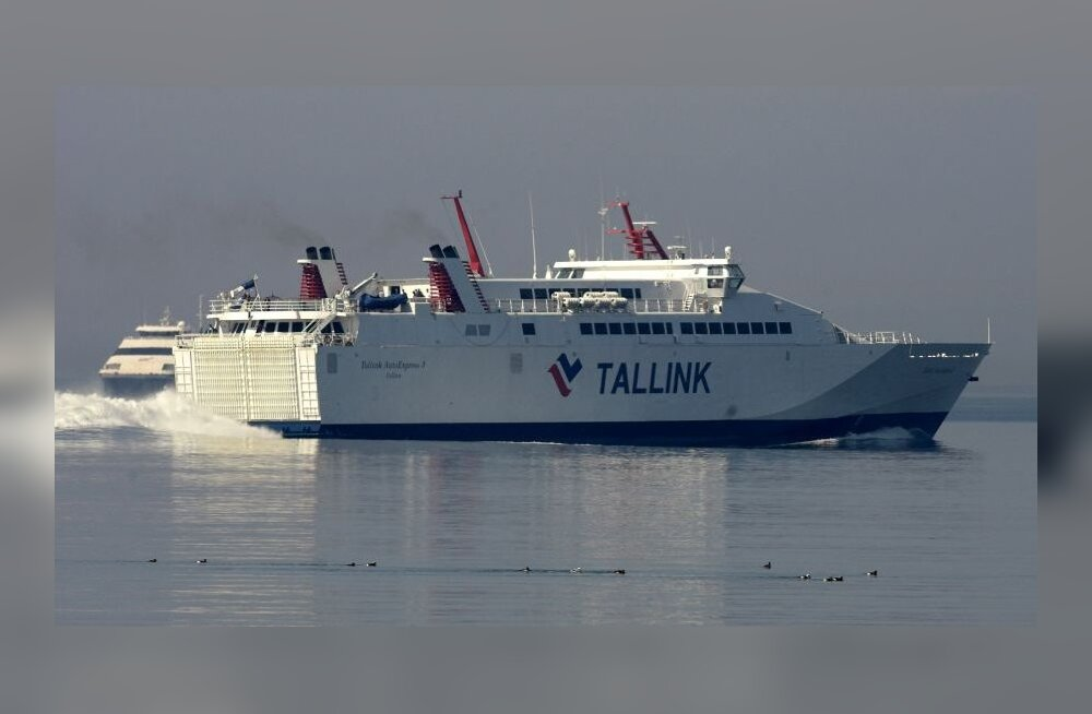 Tallink kaotab kliente Eesti liinidel