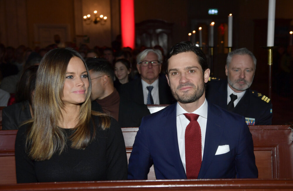 Rootsi printsess Sofia avalikustab, kas tahab kunagi Meghan Markle'ile sarnaselt oma kuninglikust positsioonist loobuda: mul on palju isiklikke kriise olnud
