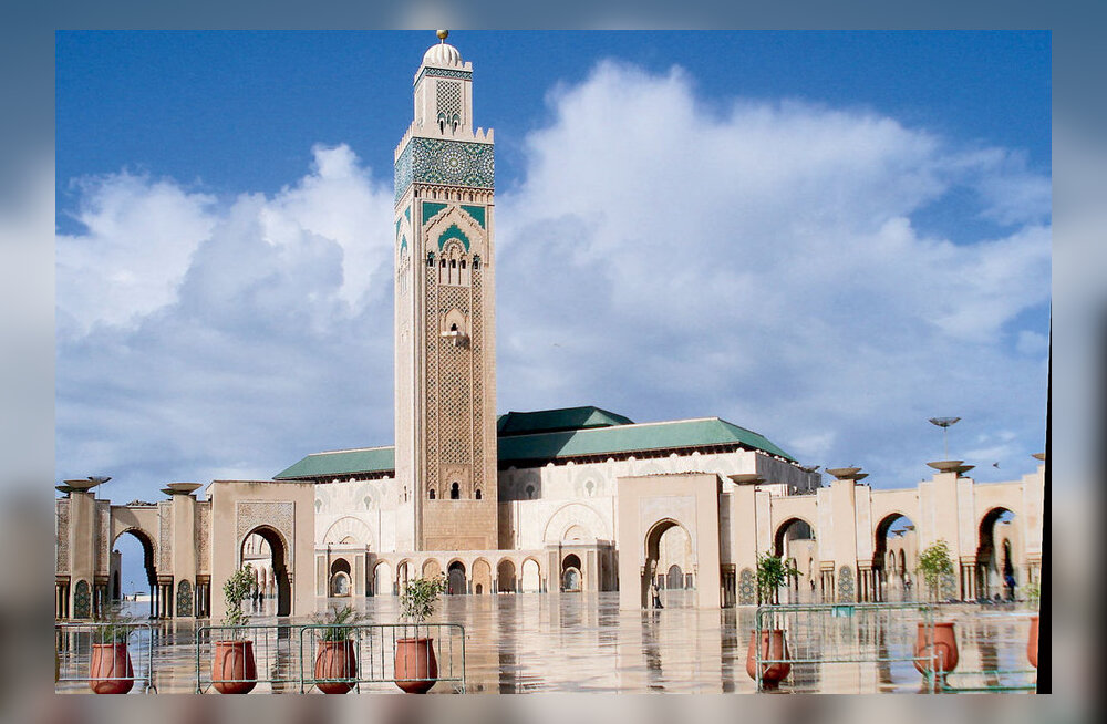 Inspireeriv Maroko kuningriik