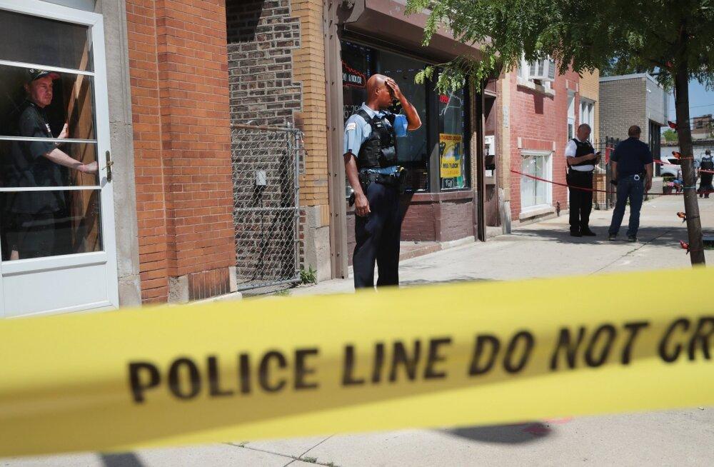 Chicago gängisõjad on uuest lahingutandrist hoolimata jätkuvalt surmavad