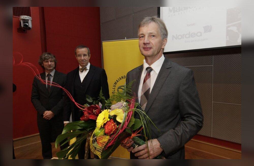 Aasta põllumees 2012: See on eelkõige tunnustus Grüne Fee töökollektiivile
