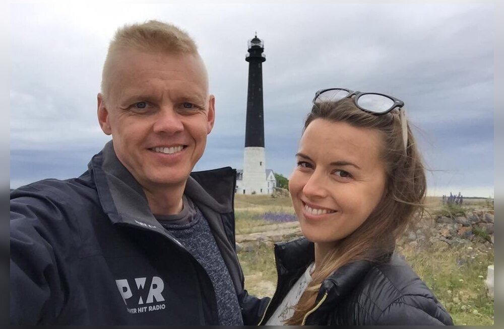 DJ Urmas Kolsar pani tütrekesele erilise nime